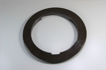 GPO Brown Plain Telephone Dial Surround